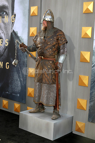 """HOLLYWOOD, CA - MAY 8: Atmosphere at the premiere Of Warner Bros. Pictures' """"King Arthur: Legend Of The Sword"""" at the TCL Chinese Theatre In California on May 8, 2017. Credit: David Edwards/MediaPunch"""