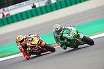 IVECO DAILI TT ASSEN 2014, TT Circuit Assen, Holland.<br /> Moto World Championship<br /> 27/06/2014<br /> Free Practices<br /> aleix espargaro<br /> nicky hayden<br /> RME/PHOTOCALL3000