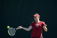 STANFORD, CA - The Stanford Cardinal defeats visiting Florida 4-0 at Taube Family Tennis Stadium.