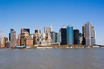 New York City, New York: Skyline of New York lower manhattan post 9-11.  .Photo #: ny223-14663  .Photo copyright Lee Foster, www.fostertravel.com, lee@fostertravel.com, 510-549-2202.
