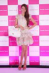 Jessica Michibata, June 18, 2011: Jessica Michibata appears at a Samantha Thavasa event in Aoyama, Tokyo, Japan. (Photo by YUTAKA/AFLO) [1040]