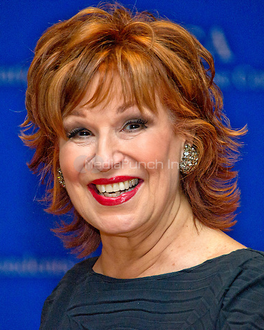 Joy Behar arrives for the 2016 White House Correspondents Association Annual Dinner at the Washington Hilton Hotel on Saturday, April 30, 2016.<br /> Credit: Ron Sachs / CNP<br /> (RESTRICTION: NO New York or New Jersey Newspapers or newspapers within a 75 mile radius of New York City)/MediaPunch