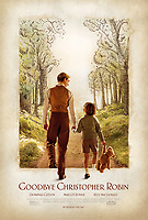 Goodbye Christopher Robin (2017) <br /> POSTER ART<br /> *Filmstill - Editorial Use Only*<br /> CAP/FB<br /> Image supplied by Capital Pictures