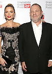 Georgina Chapman and Harvey Weinstein attends the Dramatists Guild Fund Gala 'Great Writers Thank Their Lucky Stars : The Presidential Edition' at Gotham Hall on November 7, 2016 in New York City.