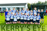 Tralee Rugby Club Supporters  lunch and club fun day on Sunday. Pictured Tralee Ladies