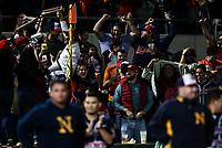 Mayos de Navojoa gana el partido 4 carreras por 3 para eliminar a los naranjeros, durante juego de beisbol de la Liga Mexicana del Pacifico temporada 2017 2018. Quinto juego de la serie de playoffs entre Mayos de Navojoa vs Naranjeros. 6Enero2018. (Foto: Luis Gutierrez /NortePhoto.com)