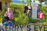 OPENING UP: Mid-Kerry gardeners who are opening up their gardens to the public this Sunday to raise funds for the local Home Visitation Project, front l-r: Isobel Doyle, Pauline Dobbins, Patricia Buckley, Gail Hilliard. Back l-r: Nick Morgan, Peter Evans, Martin Greenwood.