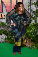Chizzy Akudolu at the &quot;Jumanji: Welcome to the Jungle&quot; premiere at the Vue West End, Leicester Square, London, UK. <br /> 07 December  2017<br /> Picture: Steve Vas/Featureflash/SilverHub 0208 004 5359 sales@silverhubmedia.com