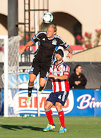 San Jose Earthquakes vs. CD Chivas USA, August 3, 2013
