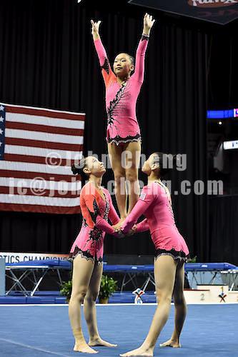 Nicole Chin, Nicole Yamamoto, Sydney Wu