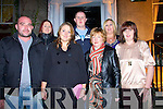 BIRTHDAY: Norella Moore from Duagh who celebrated her 26th Birthday with family and friends on Saturday night in Finnegans. L-r: Paudie Mansfield, Norella Moore, Mary Fitzgerald and Michelle Carmody. Back l-r: Eimear O'Connor, Seamus Moore and Denise Drumm............................ ..............................   Copyright Kerry's Eye 2008