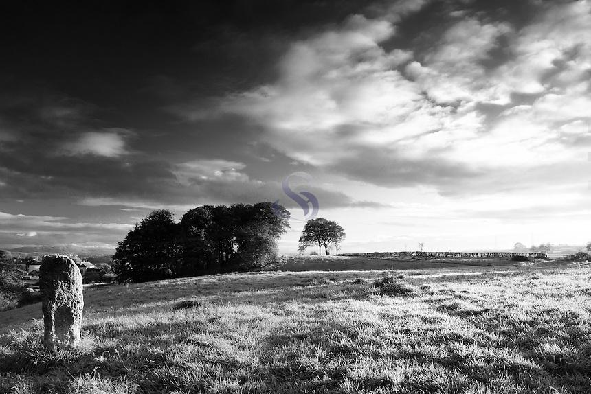The Neilston Stone, Neilston, East Renfrewshire
