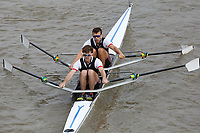 Crew: 19   TRC-HURLEY    Thames Rowing Club    Op 2x Inter <br /> <br /> Pairs Head 2017<br /> <br /> To purchase this photo, or to see pricing information for Prints and Downloads, click the blue 'Add to Cart' button at the top-right of the page.