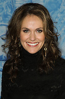 "HOLLYWOOD, CA - NOVEMBER 19: Amy Brenneman at the World Premiere Of Walt Disney Animation Studios' ""Frozen"" held at the El Capitan Theatre on November 19, 2013 in Hollywood, California. (Photo by David Acosta/Celebrity Monitor)"