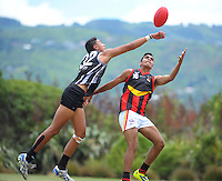 131214 AFL - NZ Under-16 Hawks v Flying Boomerangs