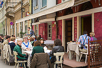 Croatia, Istria, Pula: restaurant at old town | Kroatien, Istrien, Pula: Restaurant in der Altstadt