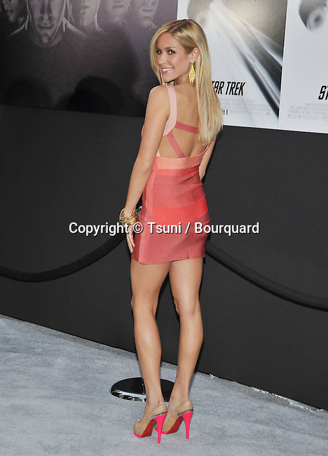 Kristin Cavallari -<br /> Star Trek Los Angeles Premiere at the Chinese Theatre In Los Angeles.