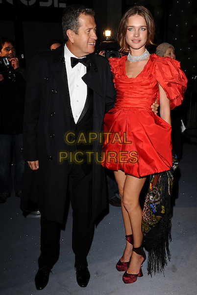Tuesday, February 23 2010    Natalia Vodianova at the LFW: Love Ball London, Roundhouse, London.<br /> CAP/CK<br /> &copy;CK/Capital Pictures