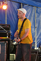 Eddy Current Suppression Ring performing at the Big Day Out festival, Princes Park, Melbourne, 28 January 2007