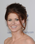 Debra Messing arriving at the premiere for The Women which was held at Mann Village Theater in Westwood, Ca. September 4, 2008. Fitzroy Barrett