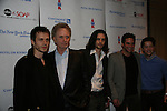 General Hospital - Jonathan Jackson - Tony Geary - Nathan Parsons - Brandon Barash - Bradford Anderson at the 6th Annual ABC/SoapNet salutes Broadway Cares/Equity Fights Aids An Evening of Musical Entertainment & Comedy on March 21, 2010 at the New York Marriott Marquis, New York City, New York. (Photo by Sue Coflin/Max Photos)