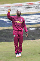 Andre Russell (West Indies) during South Africa vs West Indies, ICC World Cup Warm-Up Match Cricket at the Bristol County Ground on 26th May 2019