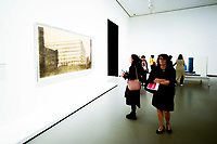 Illustration Ambiance / Ludwig Mies Van Der Rohe - Projet de Batiment de Bureau en Beton - Berlin<br /> Parigi 16-10-2017 MoMa <br /> Esposizione Arte moderna <br /> Foto JB Autissier / Panoramic / Insidefoto