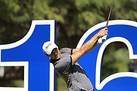 Martin Kaymer (GER) on the 16th during the 1st round of the DP World Tour Championship, Jumeirah Golf Estates, Dubai, United Arab Emirates. 15/11/2018<br /> Picture: Golffile | Fran Caffrey<br /> <br /> <br /> All photo usage must carry mandatory copyright credit (© Golffile | Fran Caffrey)