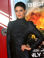 08 October 2017 - Los Angeles, California - Jessica Szohr. &ldquo;Only The Brave&rdquo; Premiere held at the Regency Village Theatre in Los Angeles. <br /> CAP/ADM<br /> &copy;ADM/Capital Pictures