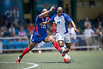 Citi All Stars vs HKFC Chairman's Select during the Masters tournament of the HKFC Citi Soccer Sevens on 22 May 2016 in the Hong Kong Footbal Club, Hong Kong, China. Photo by Lim Weixiang / Power Sport Images