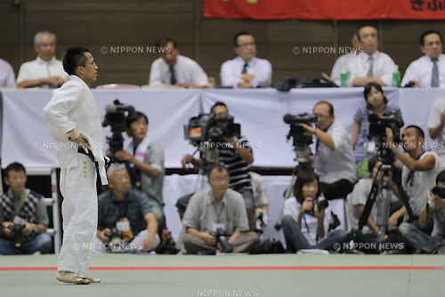 Tadahiro Nomura, August 27, 2011 - Judo : The 41st All Japan Industrial Judo Competition, Men's -60kg division at Baycom Gymnasium, Hyogo, Japan. (Photo by Akihiro Sugimoto/AFLO SPORT) [1080]