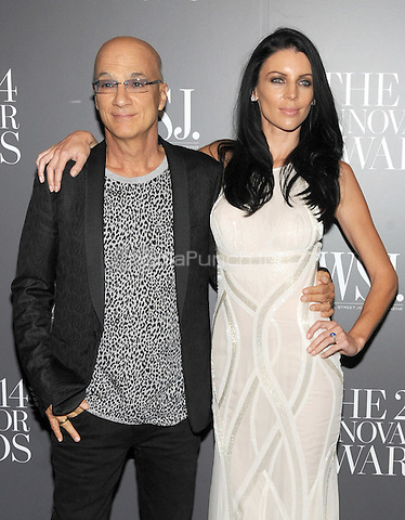 New York, NY-  November 5: Jimmy Iovine and Liberty Ross attends the WSJ ' Innovator Of The Year' Awards at the Museum Of Modern Art on November 5, 2014 in New York City. Credit: John Palmer/MediaPunch