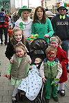 Lucy and Jack  Rogers, Lauren and Liam Geraghty, Aisling Kenna and Jeanette and Una Black at the 2010 St Patrick's Day Duck Race...Photo NEWSFILE/Jenny Matthews.(Photo credit should read Jenny Matthews/NEWSFILE)....This Picture has been sent you under the condtions enclosed by:.Newsfile Ltd..The Studio,.Millmount Abbey,.Drogheda,.Co Meath..Ireland..Tel: +353(0)41-9871240.Fax: +353(0)41-9871260.GSM: +353(0)86-2500958.email: pictures@newsfile.ie.www.newsfile.ie.FTP: 193.120.102.198.