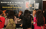 LOS ANGELES, CA - MARCH 22: Amandla Stenberg, Liam Hemsworth and Alexander Ludwig of Lionsgate's 'The Hunger Games' pose at Barnes & Noble at The Grove on March 22, 2012 in Los Angeles, California.
