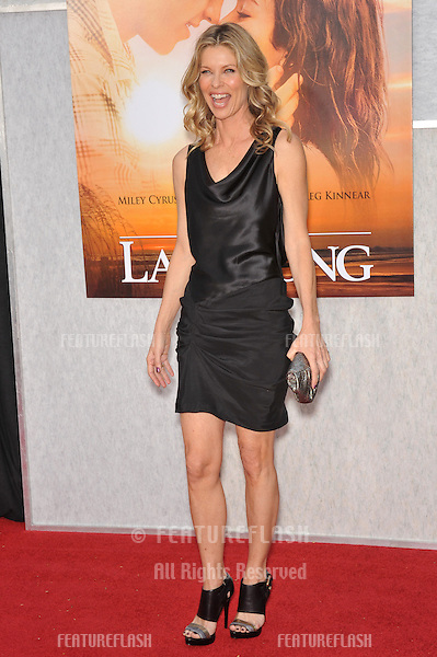"Kate Vernon at the world premiere of her new movie ""The Last Song"" at the Arclight Theatre, Hollywood..March 25, 2010  Los Angeles, CA.Picture: Paul Smith / Featureflash"