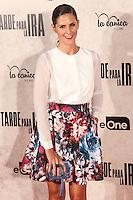 "Barbara Santa-Cruz during the premiere of the film ""Tarde para la Ira"" in Madrid. September 08, 2016. (ALTERPHOTOS/Rodrigo Jimenez) /NORTEPHOTO.COM"