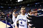 2016-2017 BYU Basketball vs Idaho State