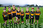 Enjoying the Churchill  annual Siobhan Cotter Tournament Blitz were Austin Stacks U6's