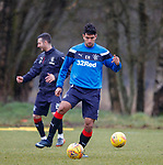 16.3.2018: Rangers training:<br /> Eduardo Herrera