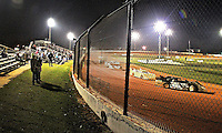 The first race of the season revs up Saturday night at the Putnam County Speedway.