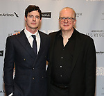 "Benjamin Walker and Tracy Letts attends the Broadway Opening Night After Party for ""All My Sons"" at The American Airlines Theatre on April 22, 2019  in New York City."