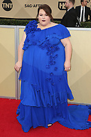 LOS ANGELES, CA - JANUARY 21: Chrissy Metz at The 24th Annual Screen Actors Guild Awards held at The Shrine Auditorium in Los Angeles, California on January 21, 2018. Credit: FSRetna/MediaPunch