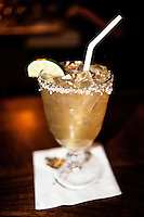 A margarita at a restaurant in Breckenridge, Colorado, Thursday, March 22, 2012...Photo by Matt Nager