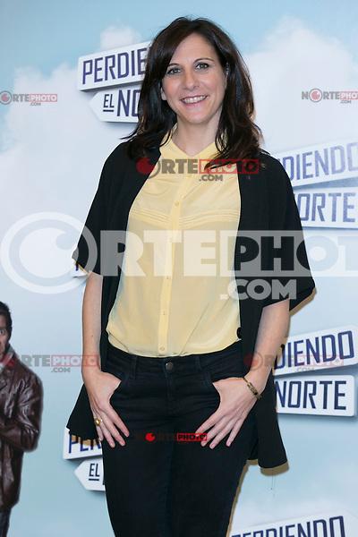 """Malena Alterio attend the """"Perdiendo El Norte"""" Movie Presentation at Intercontinental Hotel, Madrid,  Spain. March 03, 2015.(ALTERPHOTOS/)Carlos Dafonte) /NORTEphoto.com"""
