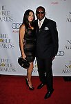 BEVERLY HILLS, CA. - October 18: Damon Thomas and Cindy arrive at the First Annual Noble Humanitarian Awards at The Beverly Hilton Hotel on October 18, 2009 in Beverly Hills, California.
