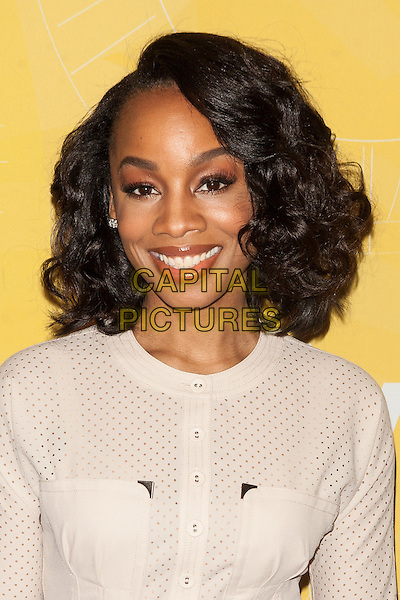 NEW YORK, NY -  APRIL 25:   Anika Noni Rose attends Variety Power Of Women: New York presented by FYI at Cipriani 42nd Street on April 25, 2014 in New York City.  <br /> CAP/MPI/COR99<br /> &copy;COR99/MPI/Capital Pictures