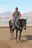 Images from around the track on Sunland Derby Day on March 25, 2012 at Sunland Park Racetrack in Sunland Park, New Mexico.  (Bob Mayberger/Eclipse Sportswire)