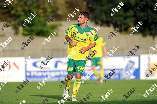 2012-08-14 / Voetbal / seizoen 2012-2013 / Witgoor Dessel / Nico Hoes..Foto: Mpics.be