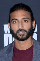 Avi Nash<br /> at The Walking Dead Season 10 Premiere Event, TCL Chinese Theater, Hollywood, CA 09-23-19<br /> David Edwards/DailyCeleb.com 818-249-4998