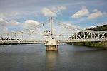 Becky Thatcher Connecticut River Boat Ride. East Haddam Swing Bridge 1913.